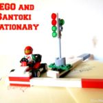 Santoki and LEGO Stationary Review