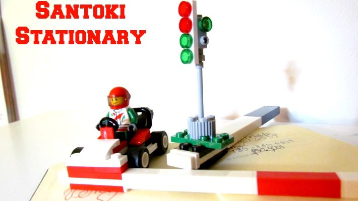 Santoki and LEGO Stationery Review