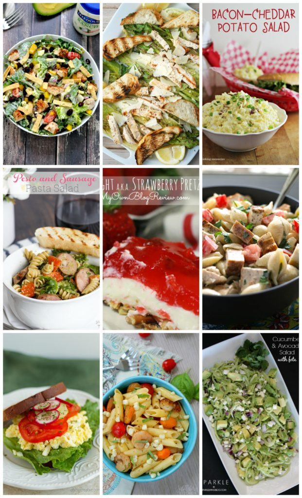 9 Summer Salads
