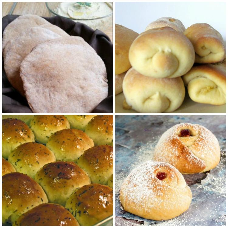 Weekend Bites Bread