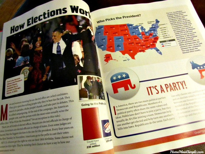 Learn all about the Elections with Awesome America from Time Inc.