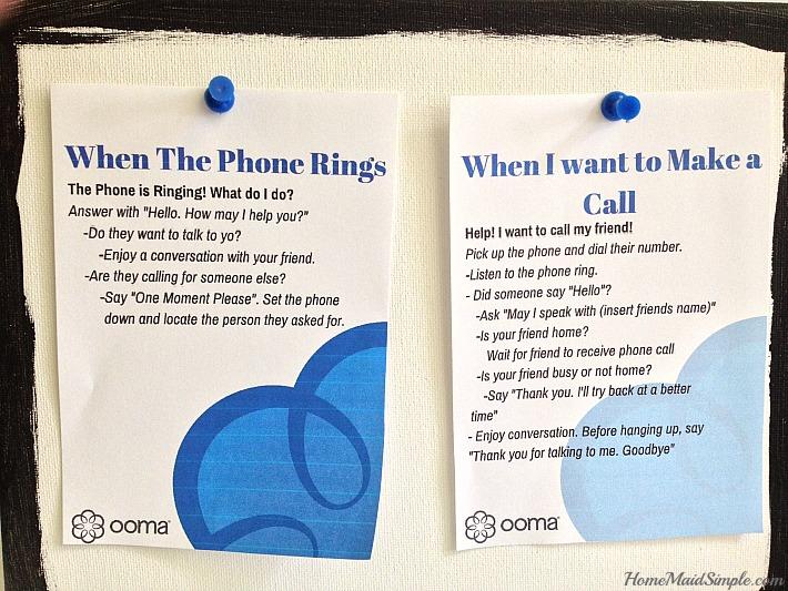 Learn Phone etiquette with Ooma Telo #ad #HelloOomaSavings