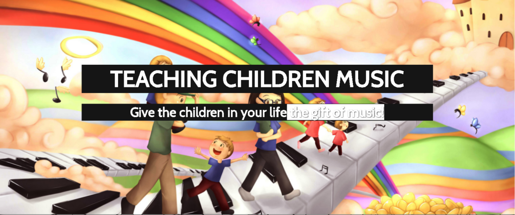 Teaching Children Music Review and Giveaway.