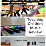 Teaching Children Music Review and a Membership Giveaway