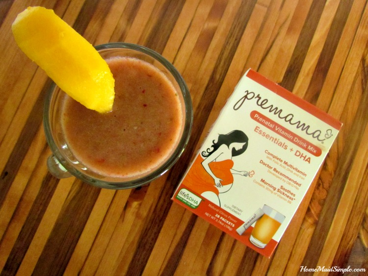 Add Premama prenatal and postnatal vitamins to your morning smoothie and forget the pills. ad