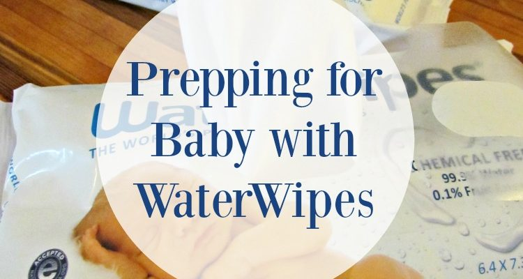 Prepping for Baby with WaterWipes and (5) $100 Walgreens Gift Cards