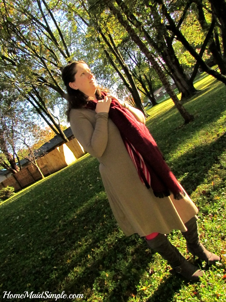Enjoy fall with the Remi Swing Dress from Cents of Style. ad
