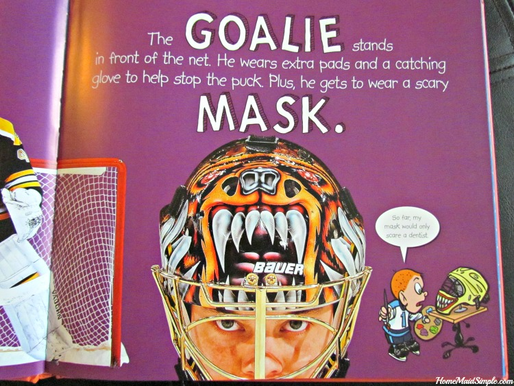 My First Book of Hockey by Sports Illustrated for Kids