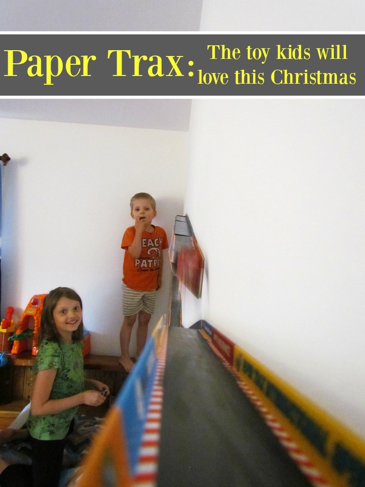 Check out Paper Trax for your holiday gifting. ad