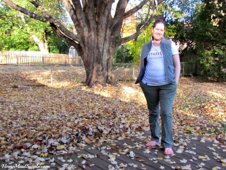 Thankful Grateful Blessed Tee from Cents of Style.
