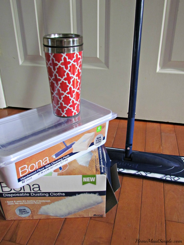 After a Bona floor cleanup, enjoy a simple moment your way. #BonaSimpleMoments #ad