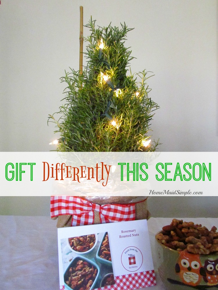 Gift differently this season.