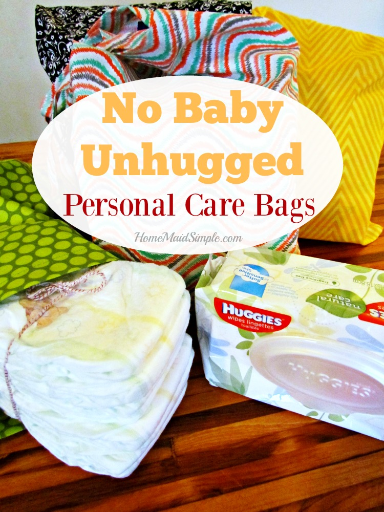 No Baby Unhugged this holiday with these personal care bags made easy to donate to shelters and the homeless. ad #NoBabyUnhuggedCB