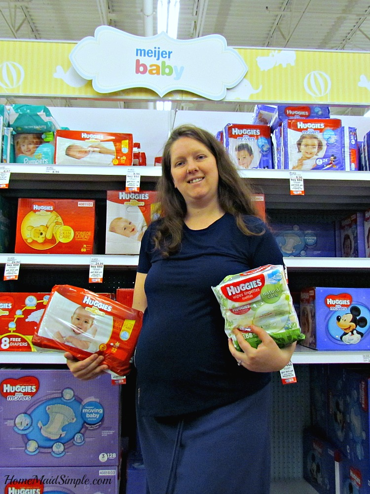 Purchase Huggies Little Snugglers and Huggies Natural Care Wipes at Meijer and donations will help No Baby Unhugged through the National Diaper Band. ad #NoBabyUnhuggedCB