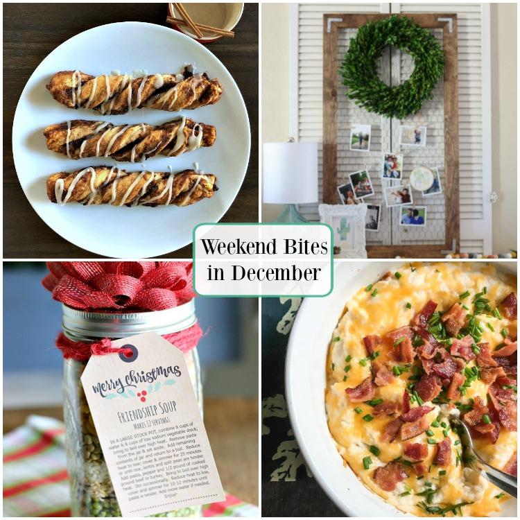 Weekend Bites in December