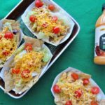 Buffalo Chicken Salad Appetizers