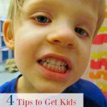 4 Tips to Get Kids Brushing Teeth