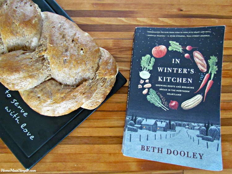 In Winter's Kitchen by Beth Dooley review.