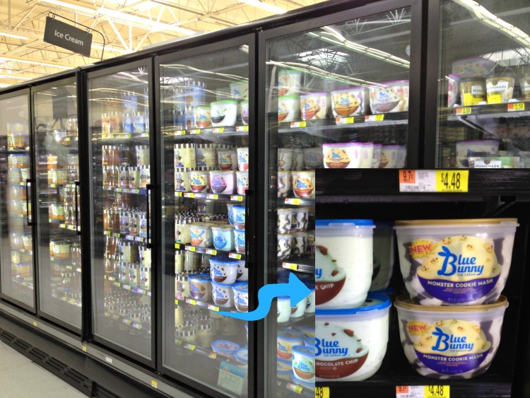 Find new Blue Bunny® Ice Cream flavors in Walmart's nationwide. ad