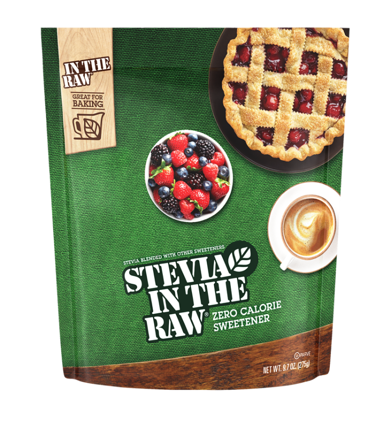 Celebrate with this Celebration Cake from Stevia In The Raw®