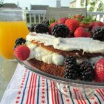 Summer Celebration Cake + WIN A Stevia in the Raw®Bakers Bag and $25 Visa Gift Card