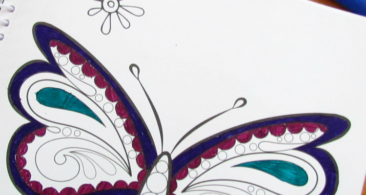 Adult Coloring Books For the Whole Family