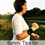 Safety Tips for Runners with Sabre
