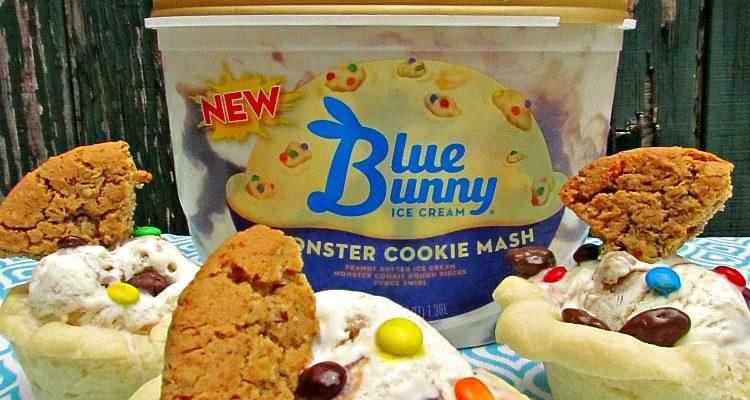 Sugar Cookie Ice Cream Bowls Recipe