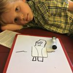 Doodle a Droodle Review + Game Giveaway
