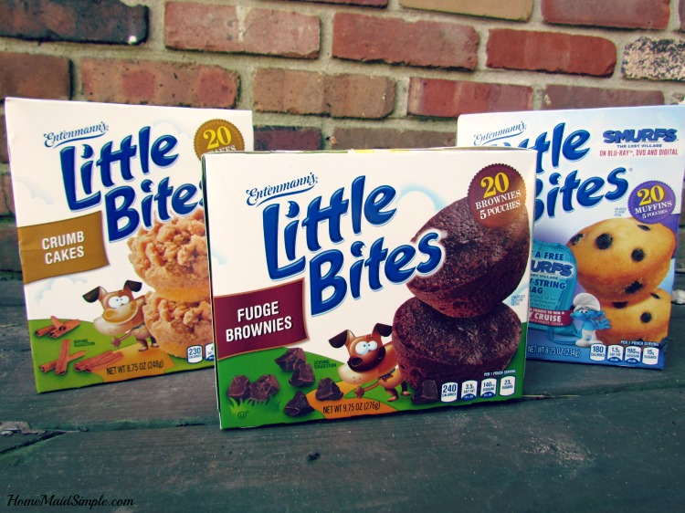 Win Entenmann's Little Bites and have a little moment with your child. ad
