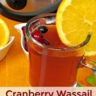 Cranberry Wassail Recipe