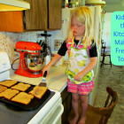 Kids In the Kitchen: Apple Pie French Toast #FoodieFriday