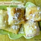 Do Good Cherry Cheesecake Beignets