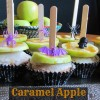 Caramel Apple Cupcakes