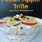 Pecan Apple Trifle + KitchenAid Sweepstakes
