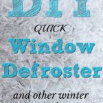 DIY Quick Window Defroster and Other Winter Car Tips
