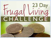 Frugal Living Challenge – Days 6 & 7