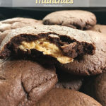 Chocolate cookie with a Peanut Butter filling - it's a Peanut Butter Munchie