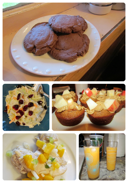Food Collage {Wordless Wednesday}