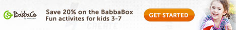 BabbaBox from BabbaCo: Activity Box for Kids {2012 Holiday Gift Guide}