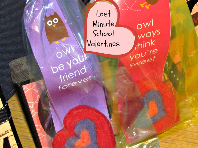School Valentines Day Treats