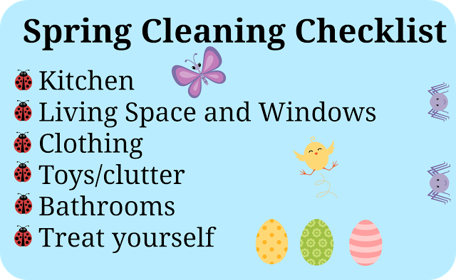 Spring Cleaning Guide at Home Maid Simple