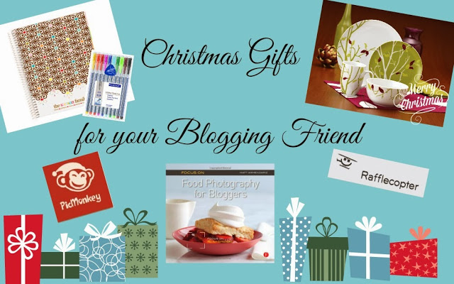What to get your Blogger Friend for Christmas