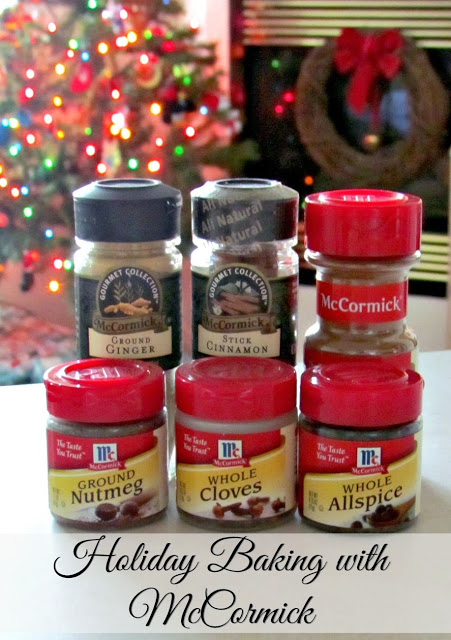 Gingerbread Cookies and Mulling Spice Sachets