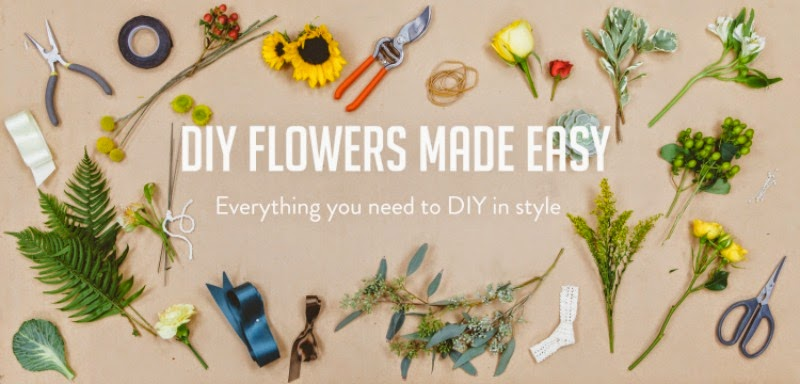 Be your own Florist with Bloominous