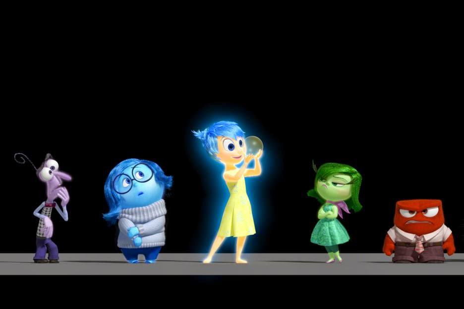 Disney/Pixar's new movie Inside Out