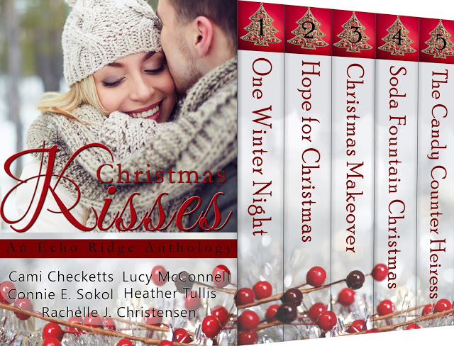 Christmas Kisses Collection + Giveaway