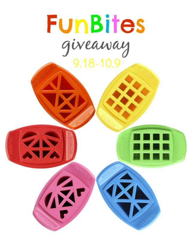 Make Lunch fun with FunBites + a Giveaway
