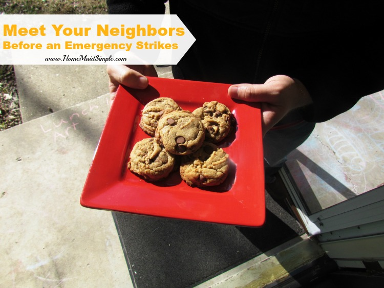 Tips for meeting your neighbors before an emergency strikes