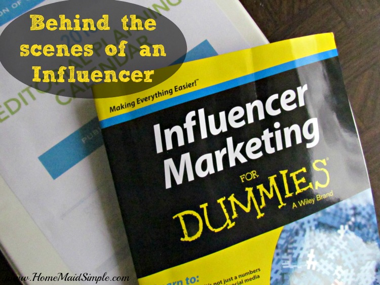 Influencer Marketing for Dummies Review + WIN a copy of the book!
